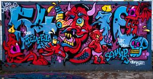 Graffiti 4068