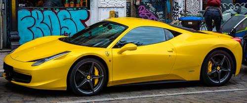 Ferrari ? by cmdpirxII