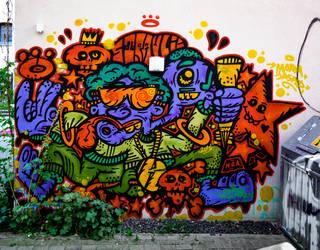 Graffiti 4808