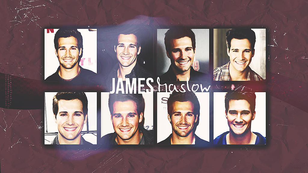 Wallpaper de James Maslow #60 by JaquelBTR