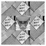 Road Work Ahead by JJPoatree