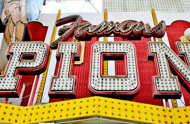 Famous Pioneer neon 1 by JJPoatree