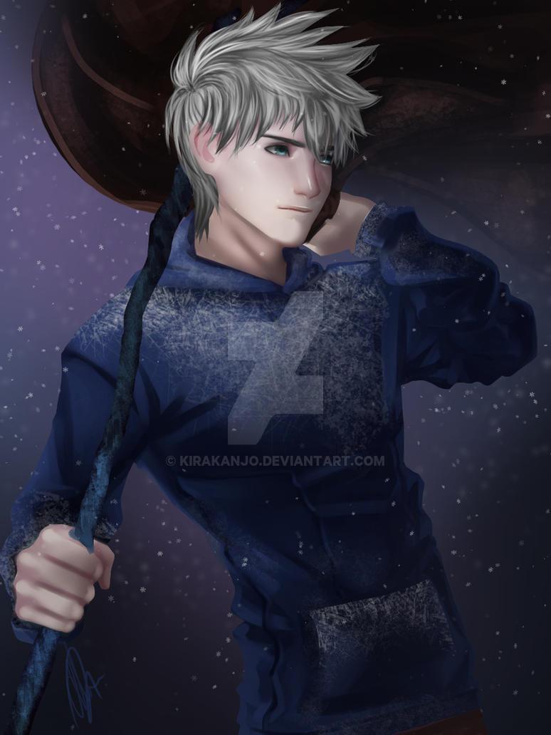 Jack Frost by Kirakanjo