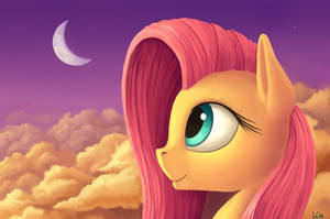 Fluttershy by IvG89