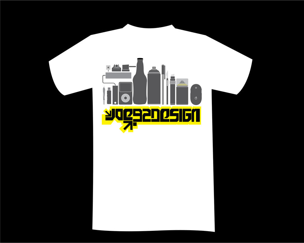 Shirt design by slimfast