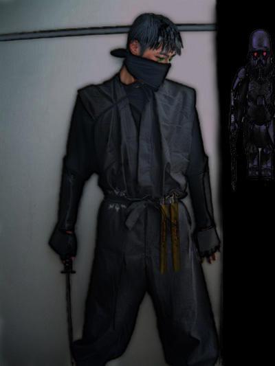 Da ninja by surgicalheist