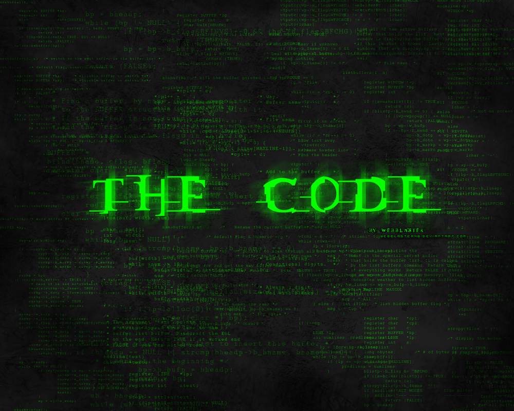 the:code by webblaster48