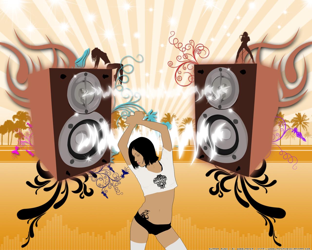 Popular Wallpaper Music Summer - summer_music_by_webblaster48  Pic_845272.png