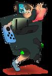[T] Switching It Up - Nintendo Switch TF
