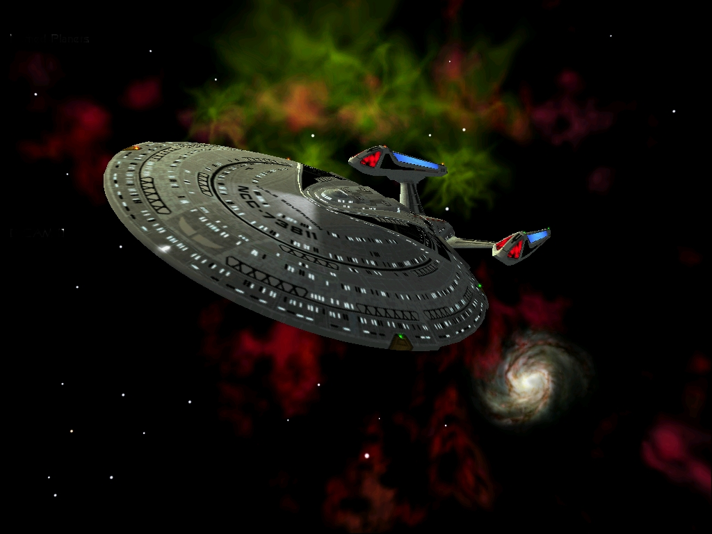 USS Sovereign NCC-73811 by RogueKnight24