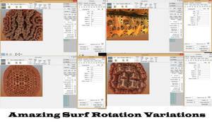 Amazing Surf Rotation Variations