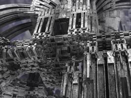 Graphene Tower by LukasFractalizator