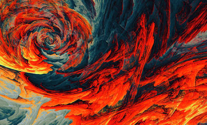 Firestorm by LukasFractalizator