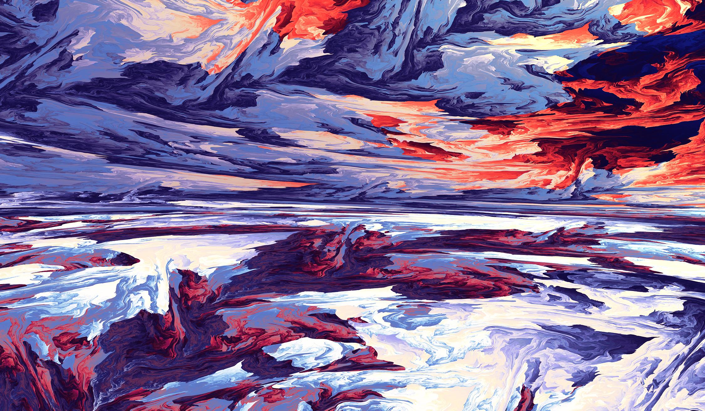 Frozen Time by LukasFractalizator