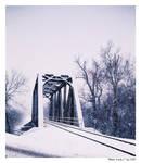 Winter Tracks 2 by howardtj43147