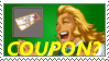 Colias Palaeno Stamp - COUPON? by fatalfeline