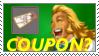 Colias Palaeno Stamp - COUPON? by fatalfeline