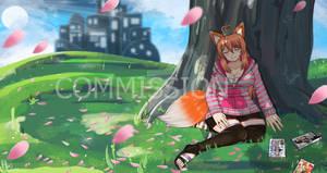 Commission by MangakaOtoko