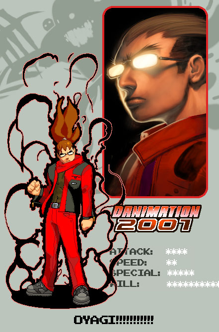 DEV ID Danimation2001 by danimation2001