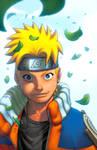 Naruto Portrait colors