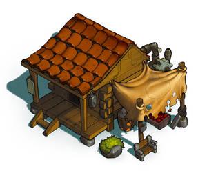 Trade house