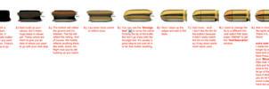 Bullet metal Tutorial #0002 Learnuary