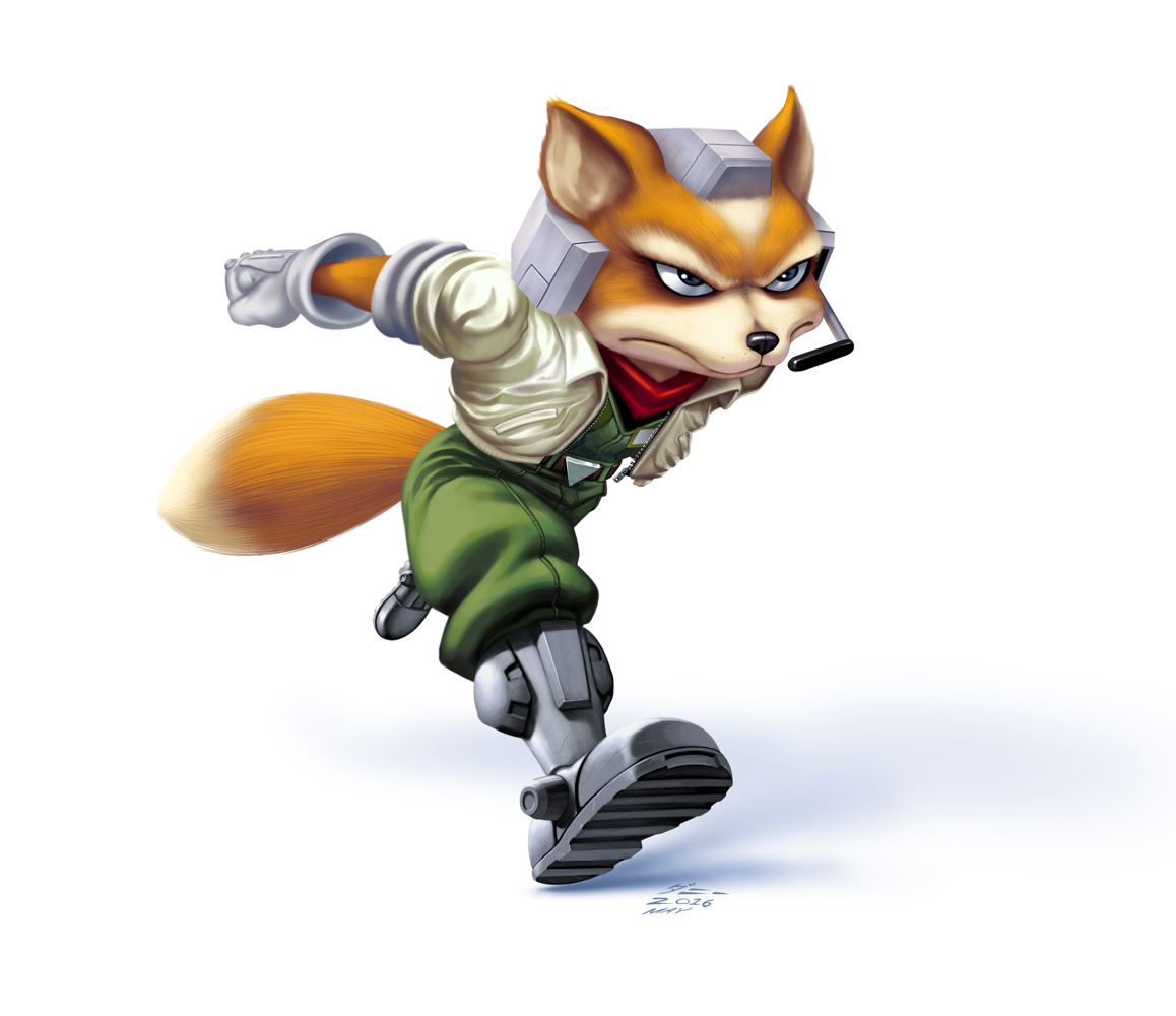 Super smash bros melee fox guide