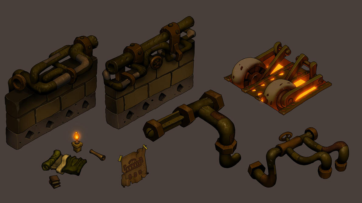 TowerAssets2 by danimation2001