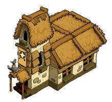 PLIMOUT church by danimation2001