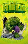 Hulk By Punchyninja Colors By Danimation2001