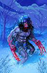 Weaponx By Kr-whalen Colors By Danimation2001