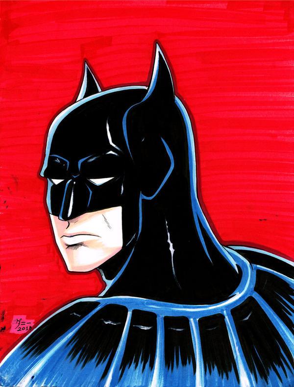 Markers #0005 Batman