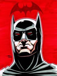 Markers #0006 Flashpoint Batman