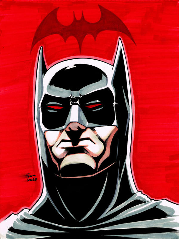 Markers #0006 Flashpoint Batman by danimation2001