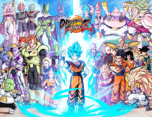 Dragonball fighter Z LoL faces or no lol faces