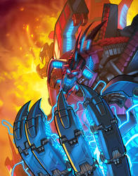 Dread Force Tyrannzcar