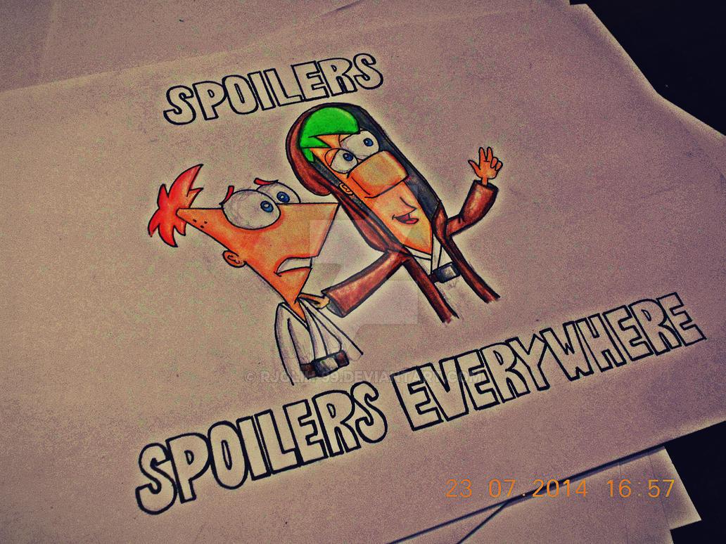 Spoilers. Spoilers Everywhere... by RJolih-99