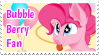 Bubble Berry Fan Stamp by NavelColt