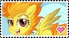 Spitfire Fan Stamp by NavelColt