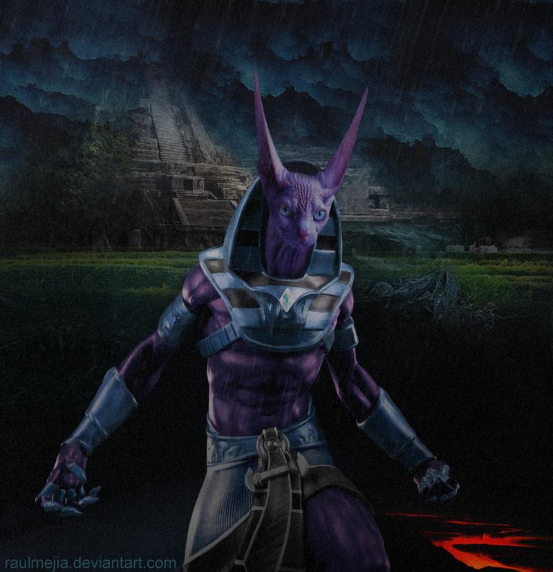 Lord of Destruction (Dragon Ball) by raulmejia