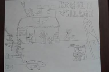 Kobold Village!