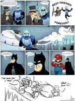 Batman - Best Friends Forever by VariaZim