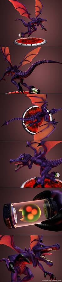 Space Pirate High Command -- Ridley