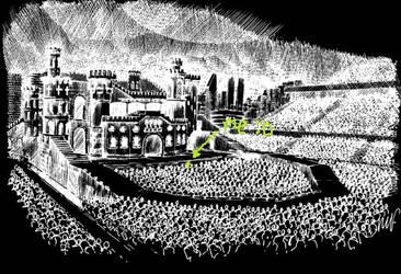 Gaga 2012-13 Monster Pit by xGagaWay