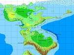 Thraeton - Eastern Continent