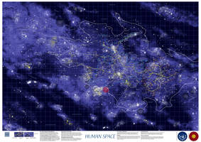 Map of Human Space