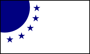 League of Nations Flag by nilsjeppe