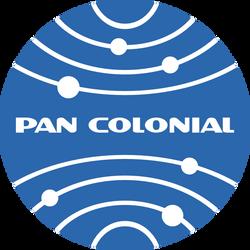 Pan Colonial Logo by nilsjeppe