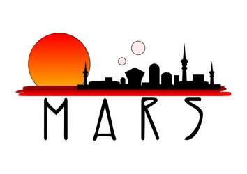 MARS Logo by nilsjeppe