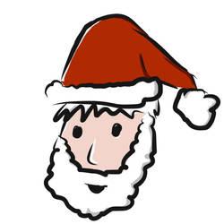 Santa by nilsjeppe